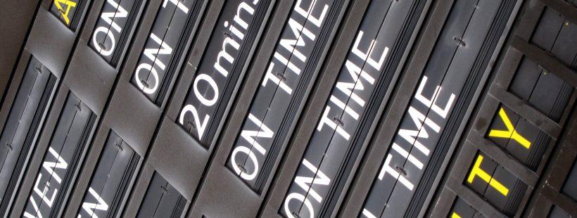 Como garantir que estamos no caminho certo e dentro do tempo que tínhamos programado?